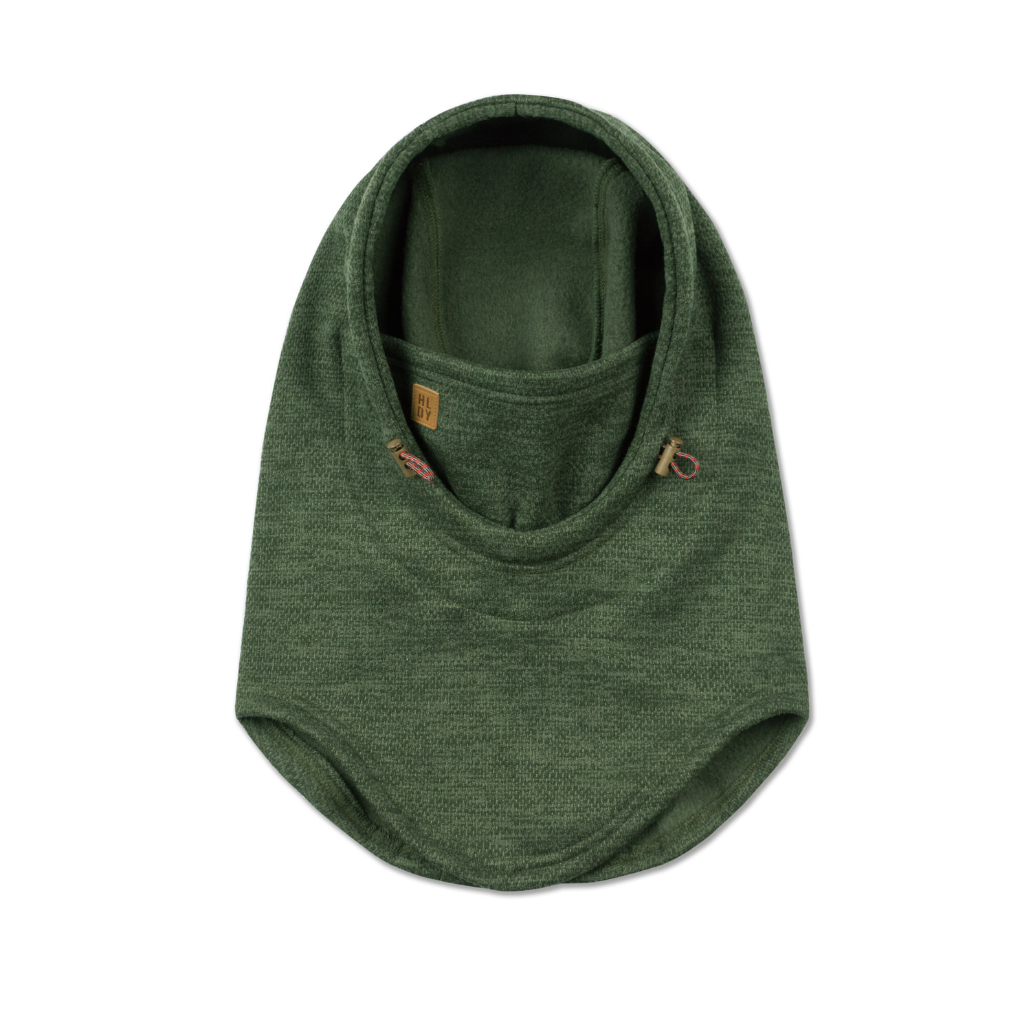 BASIC hood warmer- khakiHOLIDAY OUTERWEAR