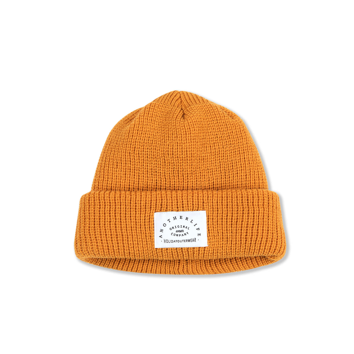 CLASSIC beanie - mustardHOLIDAY OUTERWEAR