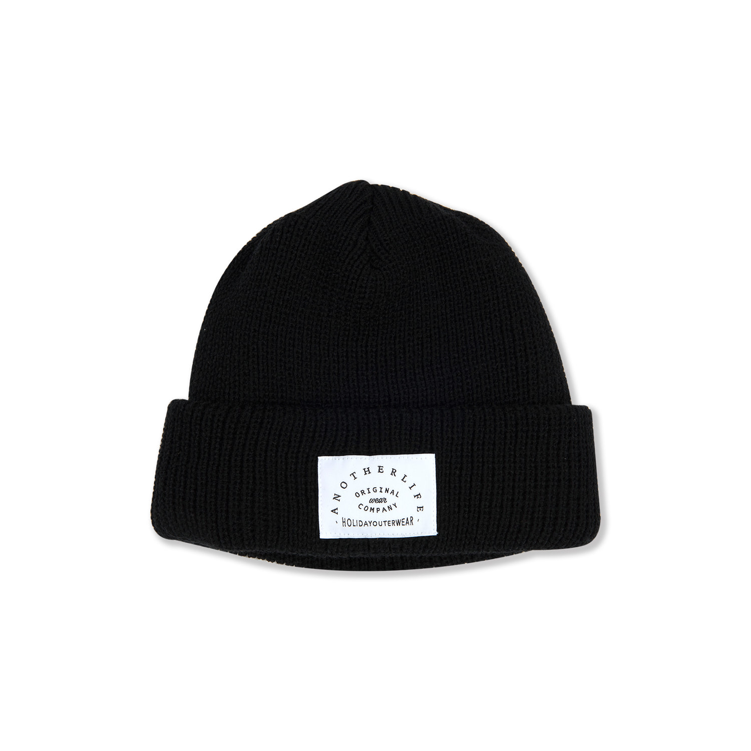 CLASSIC beanie - blackHOLIDAY OUTERWEAR